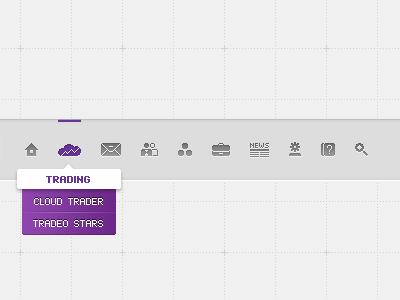 Tradeo App Web Interface Pixel Icons icon pixel simple interface ui web design design iconography chadomoto dimiter petrov forex financial fx димитър петров