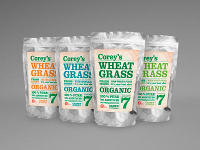 Corey's Wheatgrass