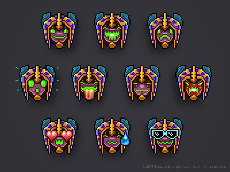Heroes Of The Storm Emoji