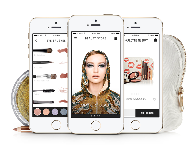 15 Beauty Apps To Try - Beauty Fintess Hair and Makeup Apps For Your Phone