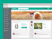 Social Network for Pet Lovers