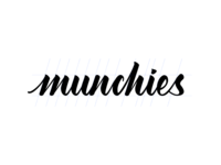 Munchies Hand Lettering