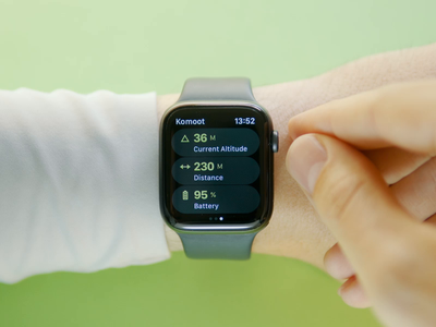 Komoot app for Apple Watch. Real product implementation apple watch komoot product design wearable watch os smart watch fitness navigation stats interaction swift x code xcode running analytics ui ux dashboard workout activity