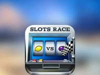 Final version slots race icon by nizo
