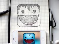 Uglyg sketch