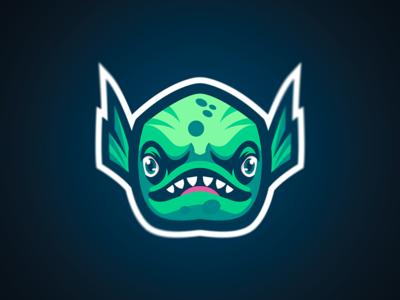 Fortnite Fish Mascot