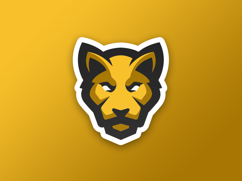 Cougar Mascot Logo jaguar mascot cougar mascot logo esports logo cat lion animal logo mascot mascot logo cougar