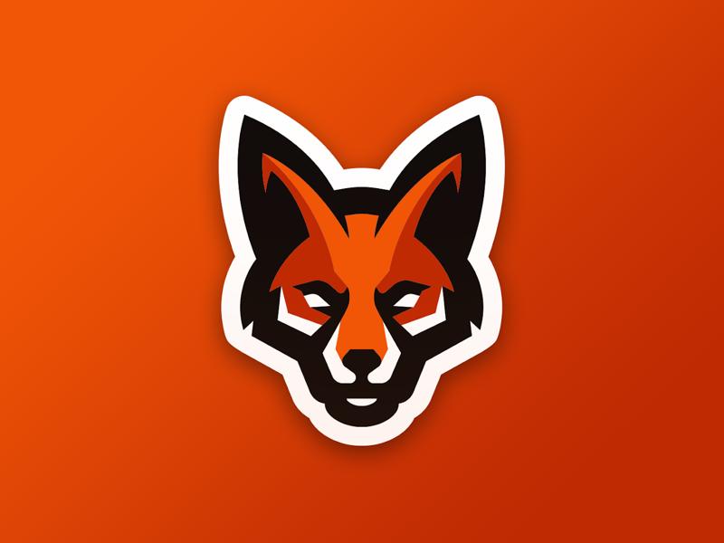 Fox Mascot Logo fox esports esports animal fox mascot logo mascot logo mascot fox