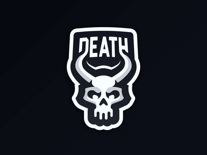 Skull Mascot Logo jef v bentem jef van bentem death esports death esports logo skull esports skull esports logo esports death death mascot logo skull mascot logo mascot mascot logo skull