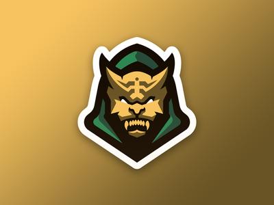 Fortnite Mascot Logo