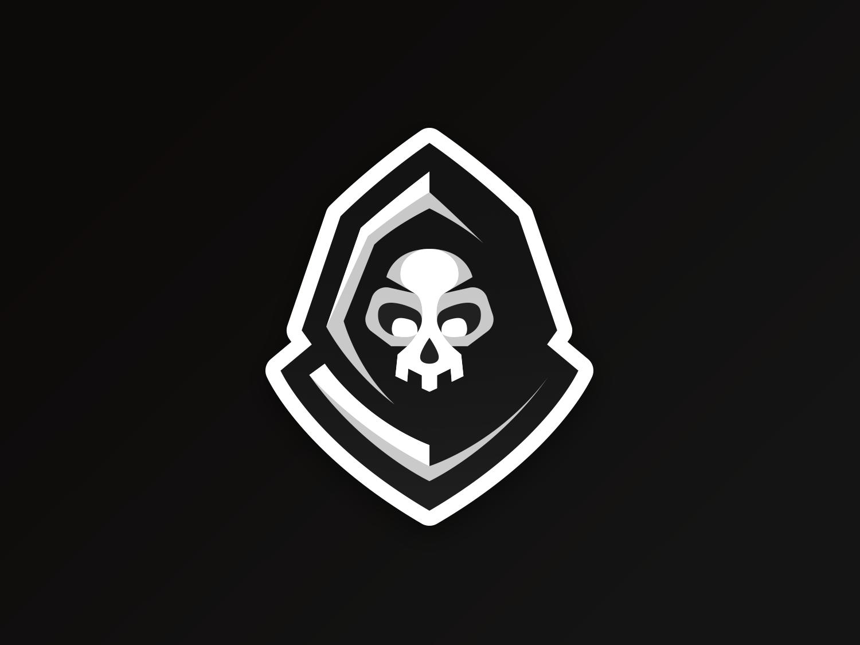 Skull Mascot Logo death mascot logo death esports death esports logo jef v bentem esports skull esports skull mascot logo mascot logo skull