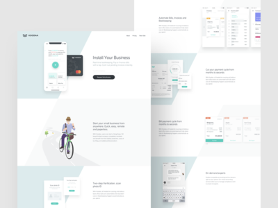 The New Koodaa Landing Page v2
