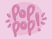 Bubblegum Lettering