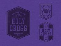 Holy Cross Badges