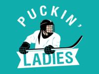Puckin' Ladies Shirt Design