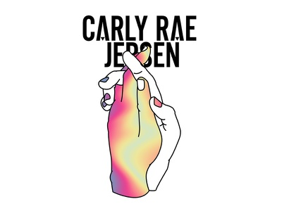 Carly Rae Jepsen streetwear music apparel print graphic design band t-shirt merchandise t-shirt band merch carly rae jepsen