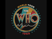 The Who Vintage