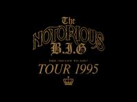 Biggie Tour Vintage