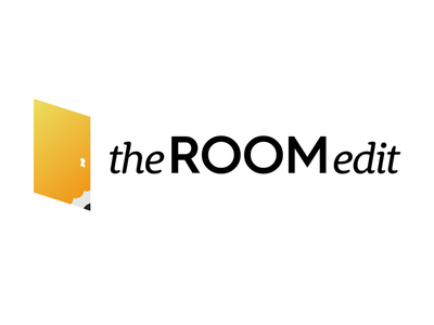 Room Edit Logo door pen logo branding edit room