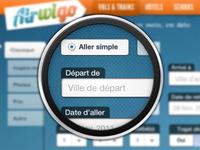 Airwigo Homepage