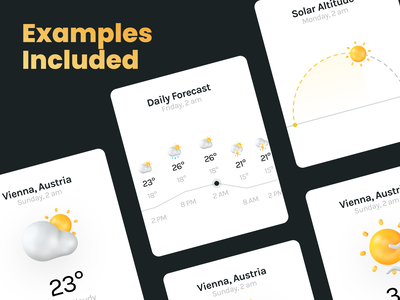 FREE 3D Weather Icons download free icons weather 3d