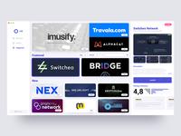 Crypto DApp Store Concept