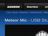 Samson Website