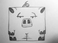 Square Pig / Round Hole
