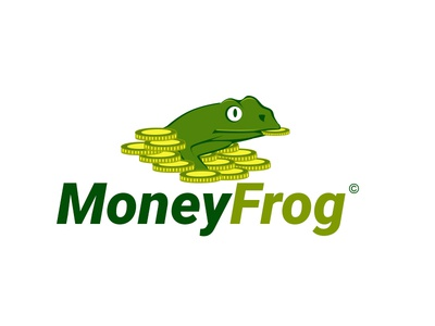 MoneyFrog Logo Concept  flrog money