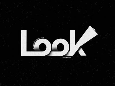 Look creative inspiration logo
