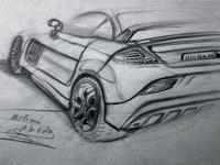 Car Drawing - the same how?