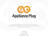 AppliancePlug Logo Design branding abstract lettering art vector illustration logo-design logodesign brand identity brand abodystudio design logo design drawing logo