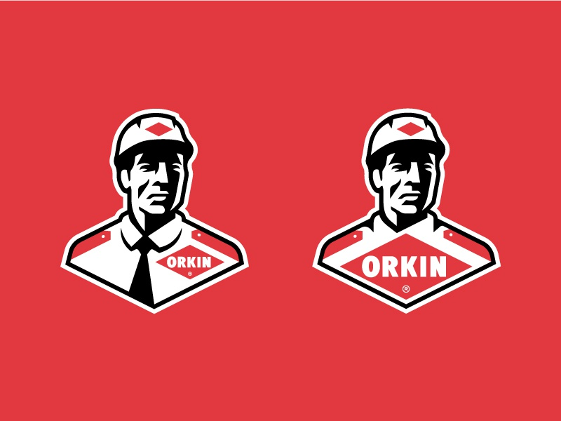 Orkin Man by Cristina Moore on Dribbble
