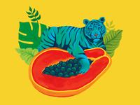Papaya Tiger