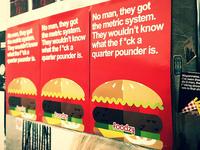 Foodzy's 2012 SXSW Posters