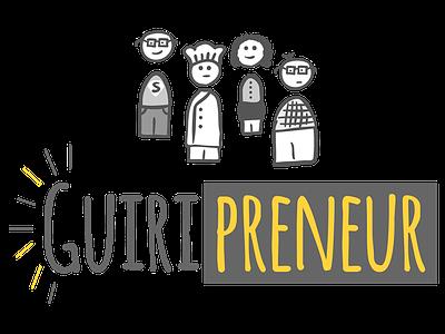 Guiripreneur Logo logo