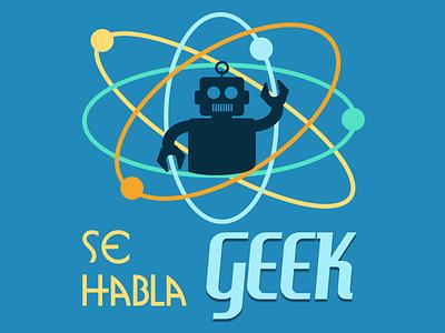 Se Habla Geek logo