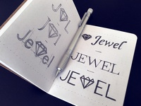 Jewel (JWL) logo exploration