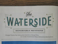 Waterside Honorable Mentions