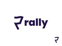 Rally Logo saas modern logo logo designer logo mark logos logo brand identity brand