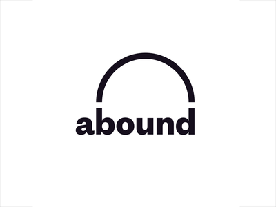 Abound app saas wordmark logo wordmark tech logo tech api brand book brand guide brand identity brand design brand branding logo designers logo design logos logo
