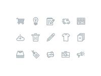 Teespring Icons