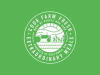 Farm Fresh Badge