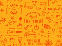 Farm to Table Pattern