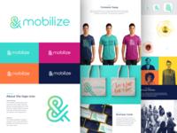 Mobilize Brand Identity