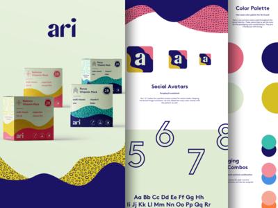 Ari Brand Identity Concept
