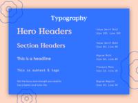 Ari Typography