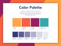 Color Pallete
