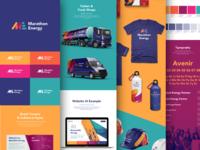 Energy Co Brand Identity