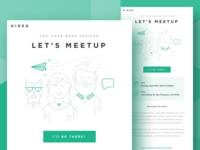Hired Email Template